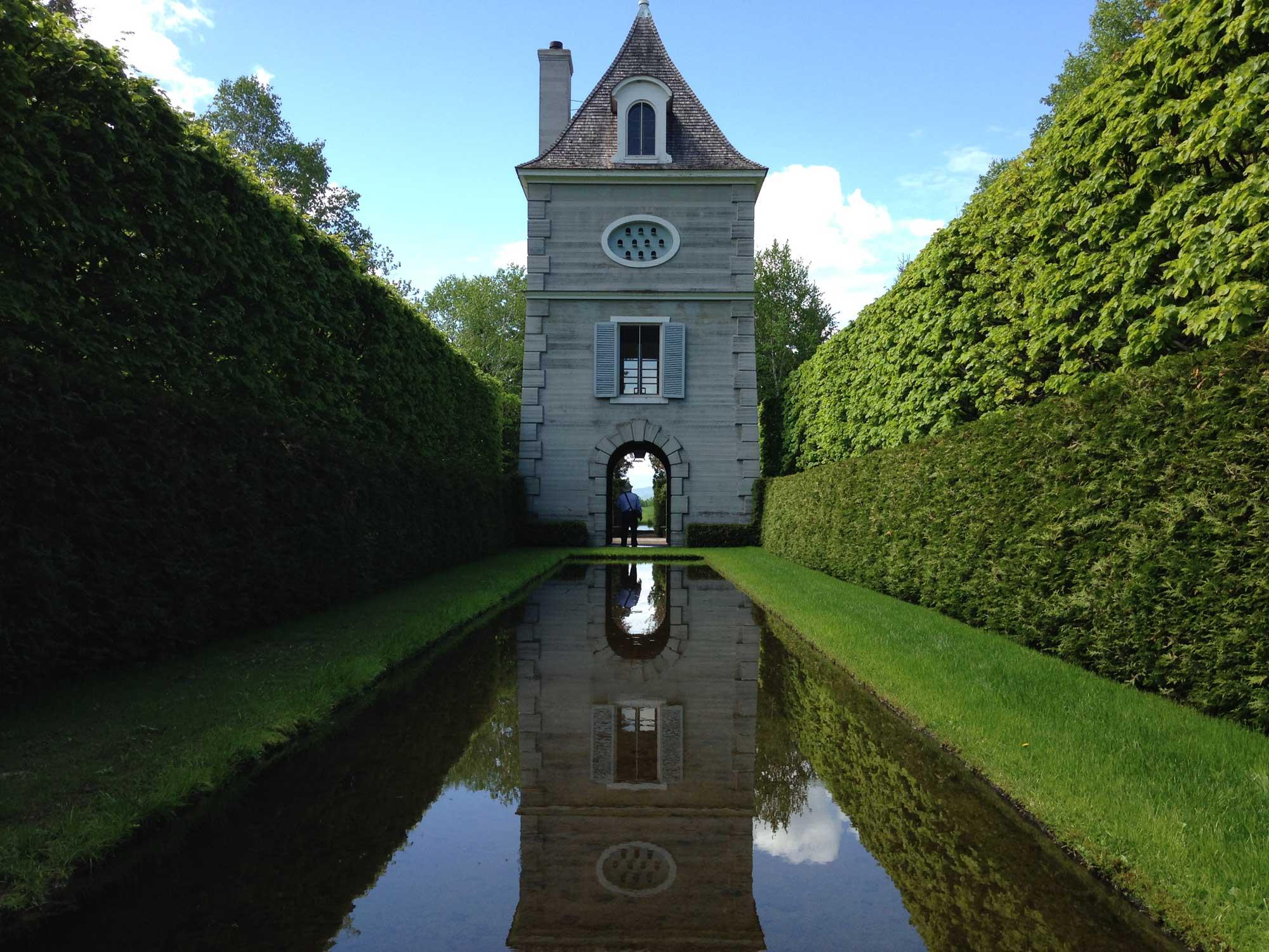 Jardins de Quatre-Vents, Charlevoix, Québec